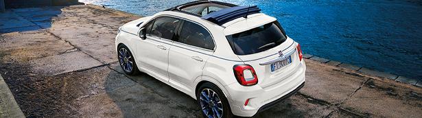 Fiat presents the new 500X Dolcevita model