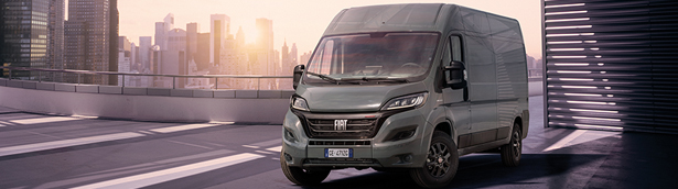 New Ducato becomes the first light commercial vehicle to have level 2 autonomous driving