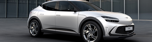 Genesis reveals first details for the new GV60 EV