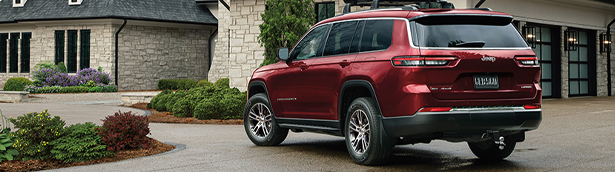 Mopar announces a full set of exclusive 2021 Jeep Cherokee L parts and accessories