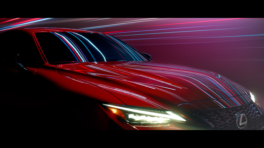 2021 Lexus Emotional Spark