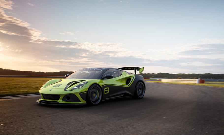 2021 Lotus Emira GT4