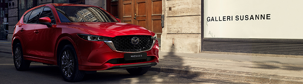 Mazda announces details for the upcoming 2021 CX-5 model lineup