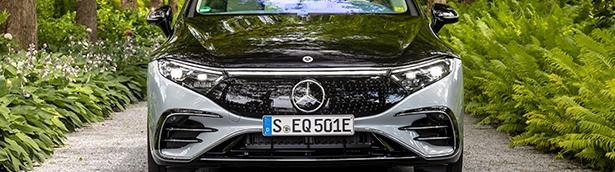 Mercedes team reveals new EQS lineup