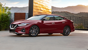 Nissan Maxima receives a top award by J.D. Power 2021 Initial Quality Study