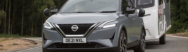 Nissan Qashqai is the winner at the 2022 TowCar event