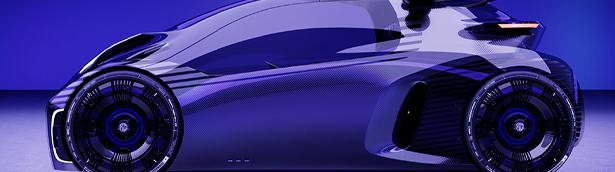 New MG MAZE Concept reveals the future of urban transportation