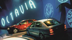 SKODA Octavia celebrates its 25th anniversary