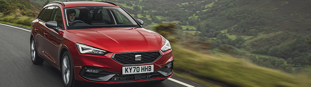 SEAT Leon Estate receives a recognition at Parkers New Car Awards 2021