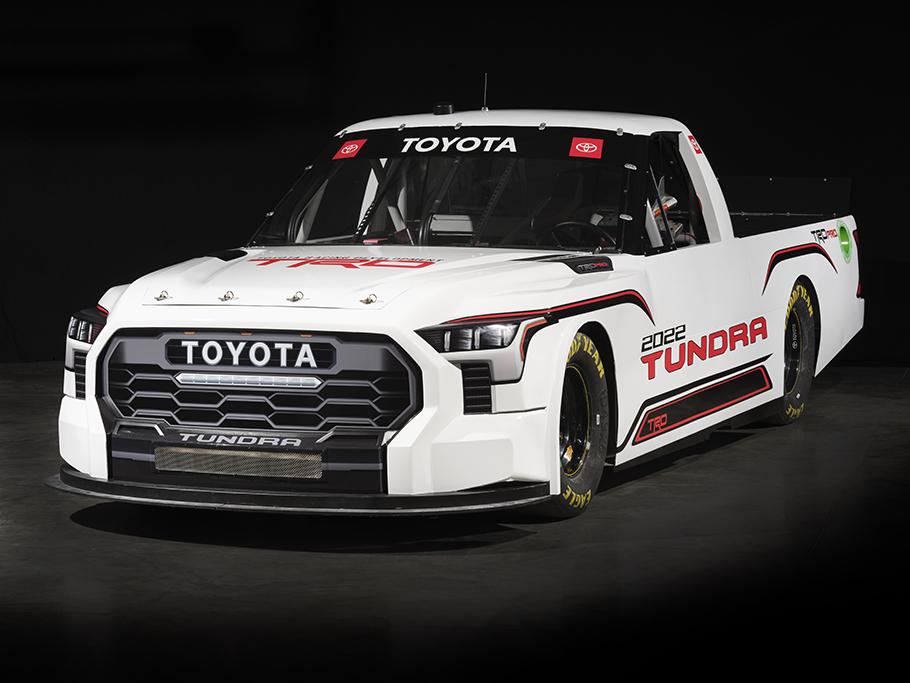 2021 Toyota Tundra NASCAR