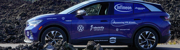 Volkswagen ID.4 reaches its turnaround point after an epic tour