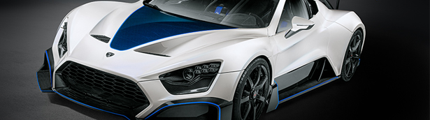 Zenvo Automotive's partner MOHR GROUP showcases TSR-S at upcoming IAA Mobility show