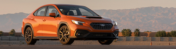 Subaru reveals the new 2022 WRX lineup