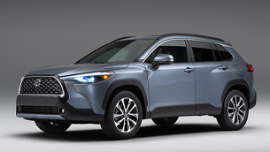 Toyota introduces the new 2022 Corolla Cross