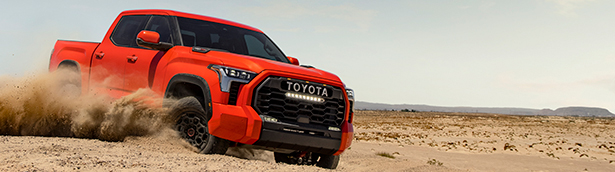 Toyota launches its new marketing campaign in honor of the new 2022 Tundra lineup