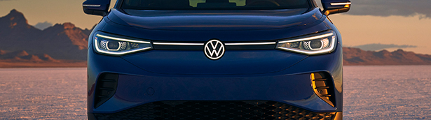 2022 VW ID.4 earns a TOP SAFETY PICK PLUS award by the IIHS