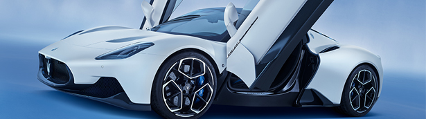 """Maserati MC20 wins """"Product Design of the Year"""" at this year's European Product Design Award"""