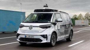 Volkswagen, Argo AI and MOIA show first ID.BUZZ autonomous prototype