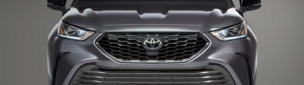 2022 Toyota Highlander Hybrid-Only Bronze Edition