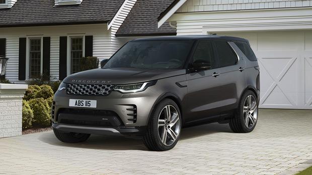 2023 Land Rover Discovery Metropolitan Edition
