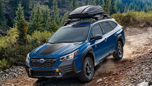 Comparing the best SUVs for Rugged Road Trips